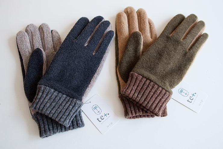 テト 手袋